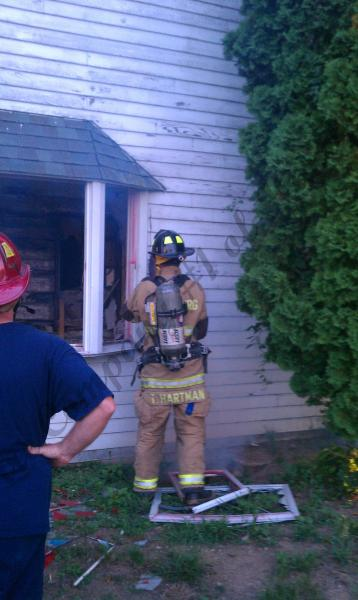 FF Tim Hartman using the K-12 to make a bigger Window