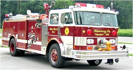 1980 Hahn custom pumper