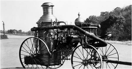 1877 Silsby Steamer (Click for more info)